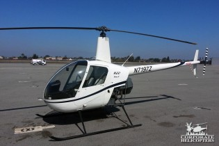 2001 Robinson R-22 Beta II