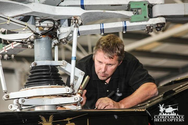 Our helicopter mechanics factory-trained at manufacturers schools and has experience working on just about every major helicopter brand, including Eurocopter, Robinson, Bell, MD, and more.