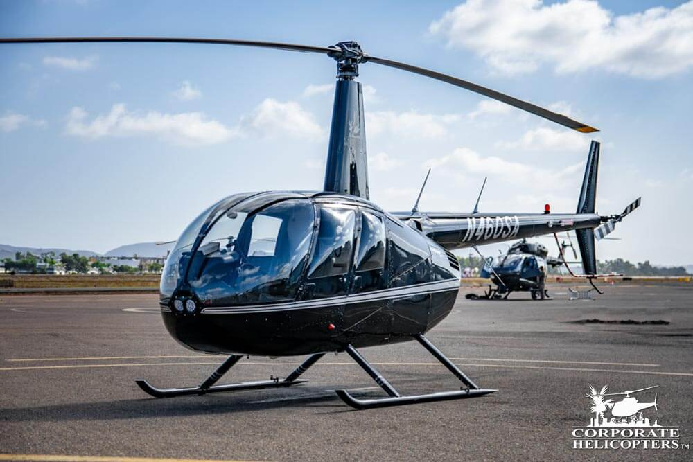 2006 Robinson R44 Raven II for sale at Corporate Helicopters of San Diego