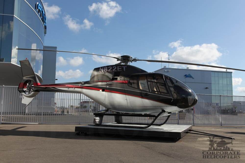 2006 Eurocopter EC120 for sale at Corporate Helicopters of San Diego. Call (800) 345-6737.