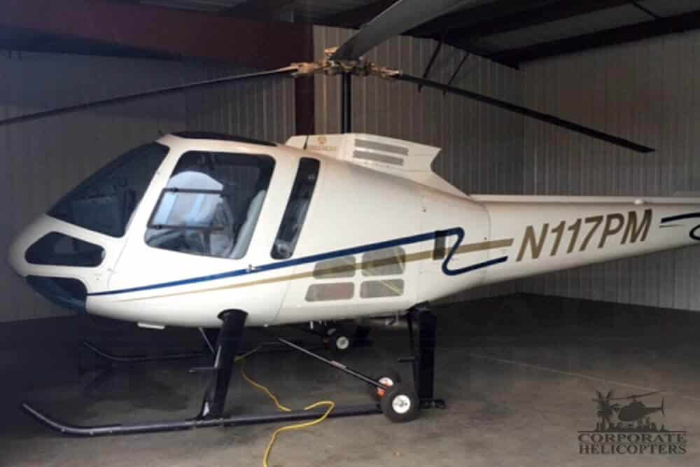 2010 Enstrom 480B for sale at Corporate Helicopters of San Diego