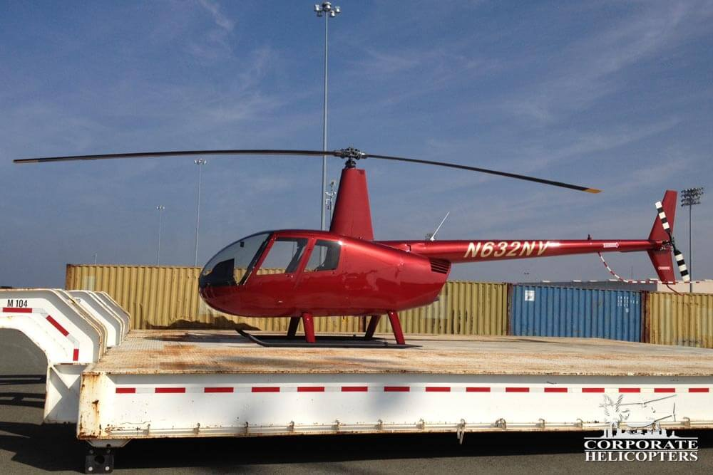 2016 R44 Raven I helicopter for sale at Corporate Helicopters of San Diego