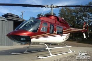 Bell 206L3 Overhaul Complete