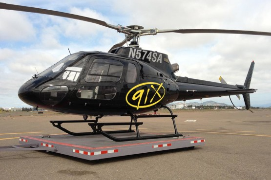 91X HELLA-copter to Coachella Valley
