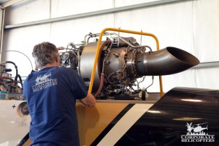EC120 12 Year Inspection, In-Progress