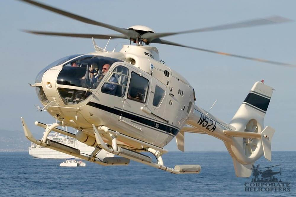 1999 Eurocopter EC135T1 for sale at Corporate Helicopters of San Diego. Call for more info: (800) 345-6737.