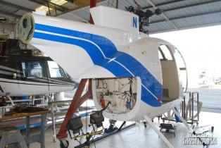MD500 Overhaul, In-progress