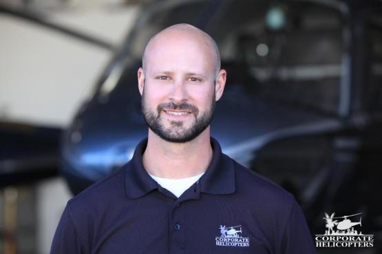 Peter Clark, Chief Flight Instructor