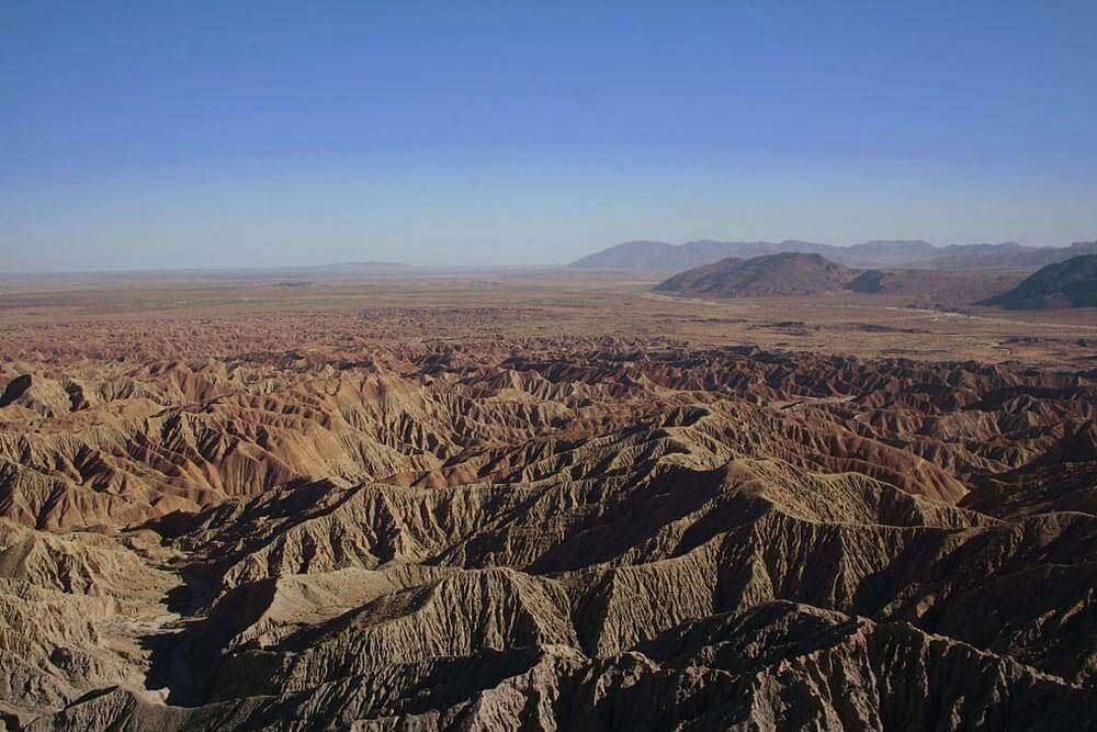 Anza Borrego, Borrego Springs. By No machine-readable author provided. Miskatonic assumed (based on copyright claims). - No machine-readable source provided. Own work assumed (based on copyright claims)., CC BY 2.5, https://commons.wikimedia.org/w/index.php?curid=601283