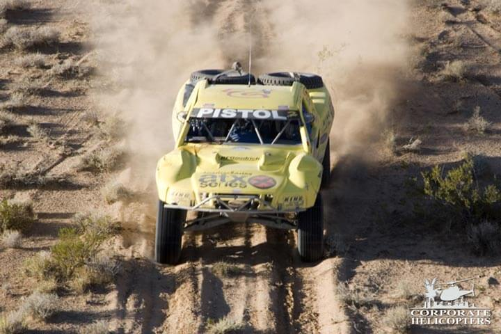 Mexico off-road racing
