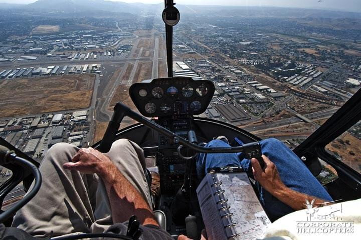 make-a-wish helicopter
