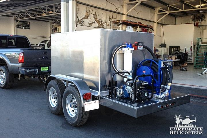 1000-Gallon Fuel Trailer