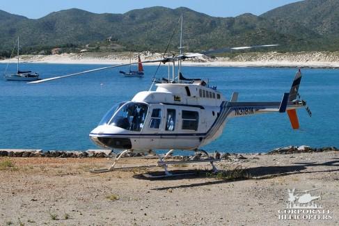 Longranger in Baja