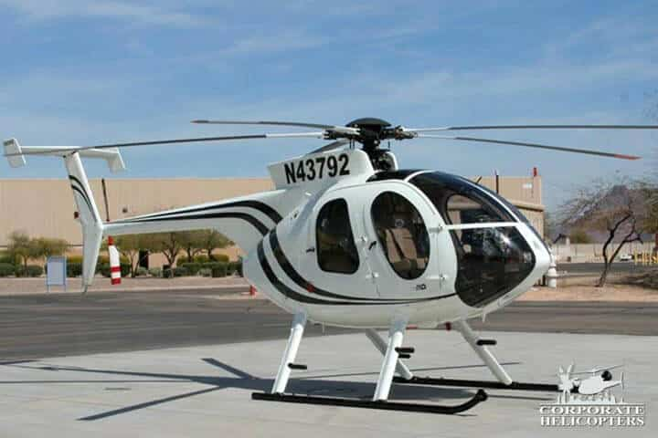 ... +Sale 2010 mcdonnell douglas md 500 e w r engine helicopter for sale