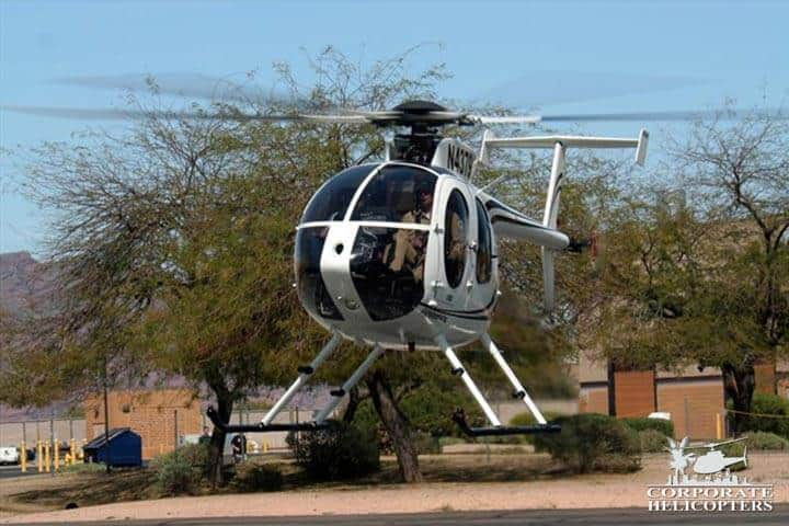 2010 McDonnell Douglas MD 500E for sale at Corporate Helicopters of ...