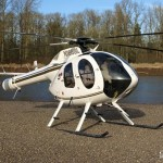 1993 McDonnell Douglas MD 520 Notar for sale at Corporate Helicopters of San Diego