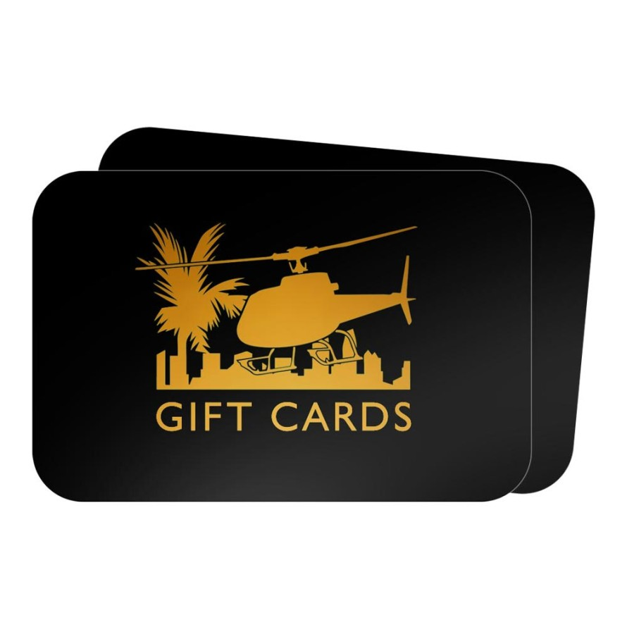 t cards Corporate Helicopters