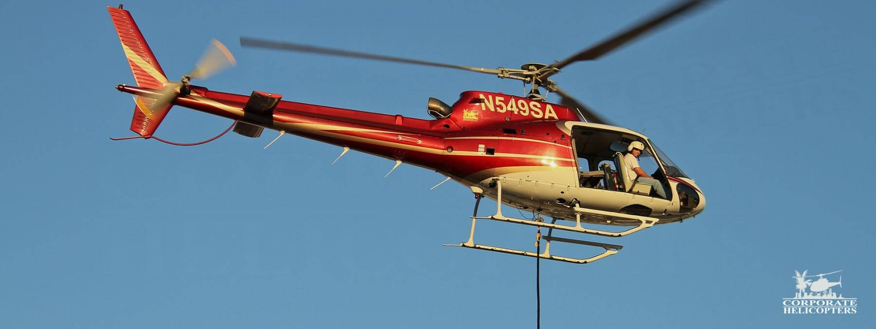 Helicopter utility projects