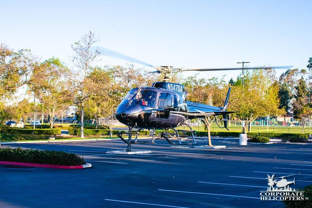 HVAC Helicopter Lift (Long Line) at Las Americas Mall
